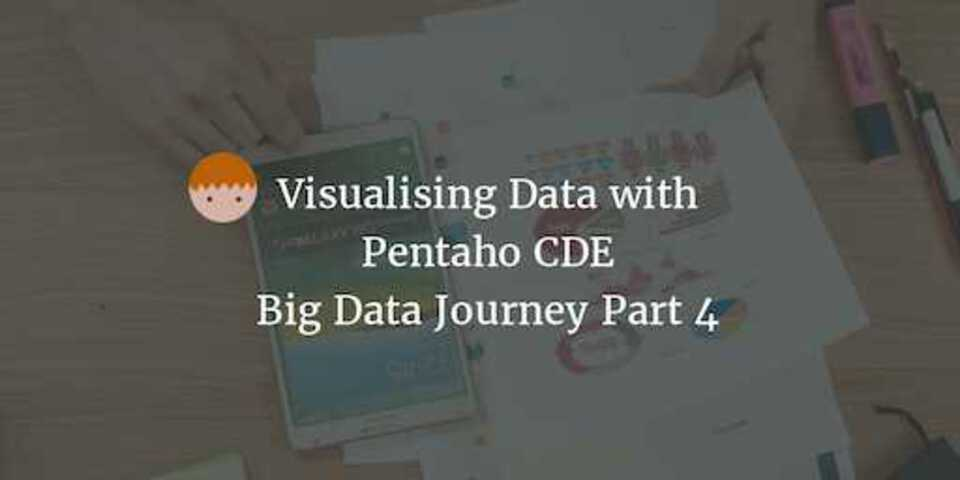 Big Data Journey 4