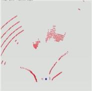 Current Tesla FSD birdseye view prediction (from Andrej Kaparthy)