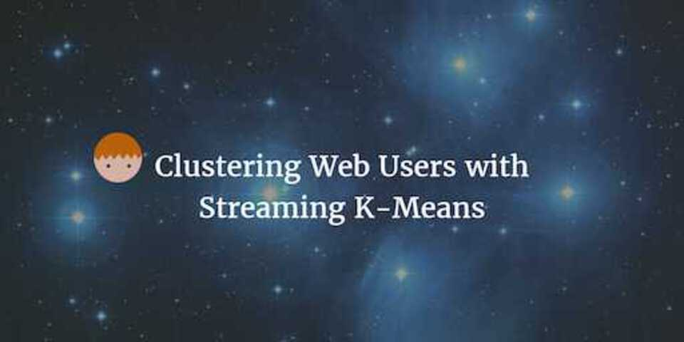 Clustering Web Users with K-Means