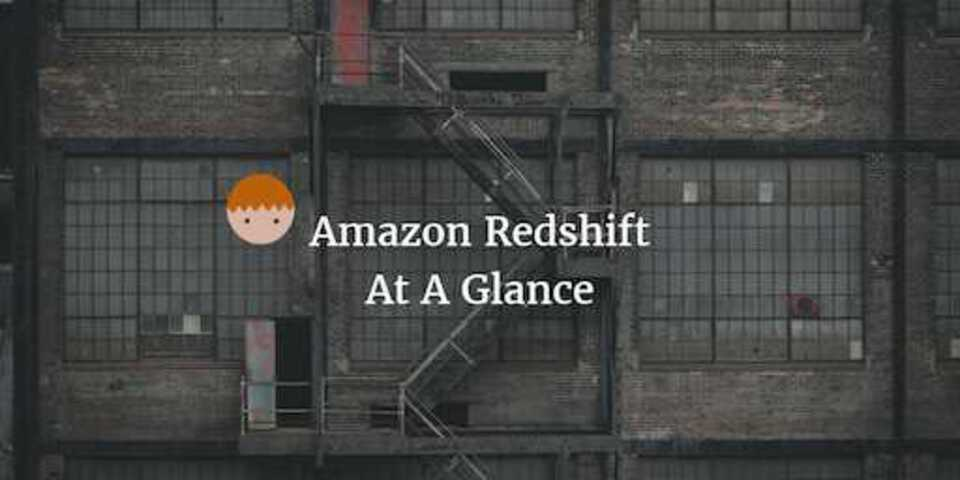 Amazon Redshit