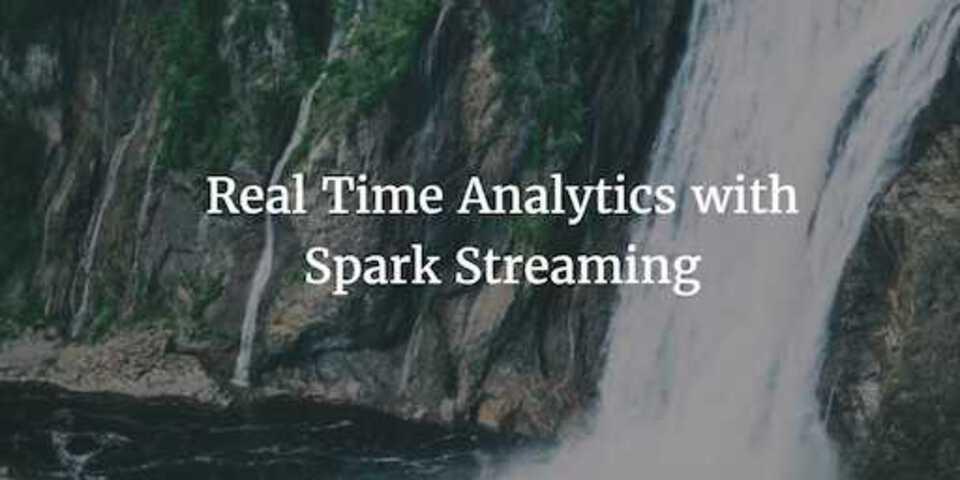 Spark streaming header